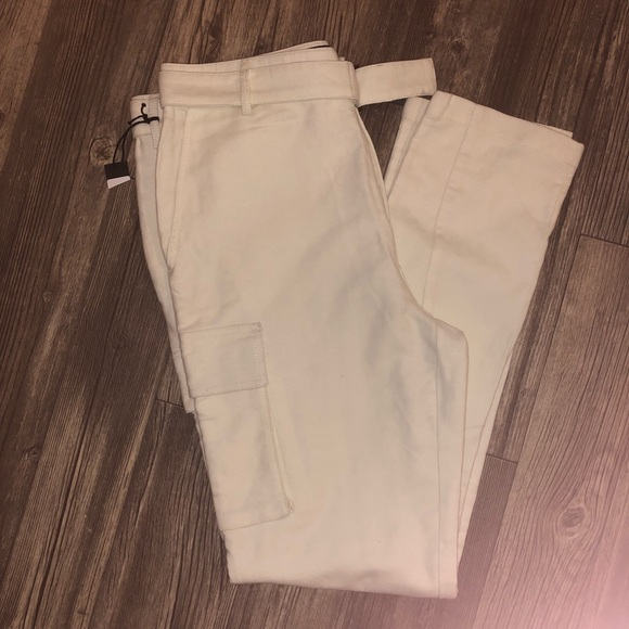 Joe/'s Jeans Women/'s Tan Cargo Skinny Pants